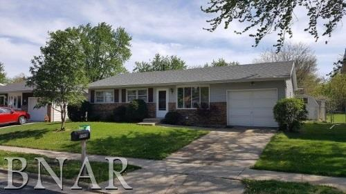 1719 Jacobssen Dr, Normal, IL 61761 (MLS #2172943) :: BNRealty