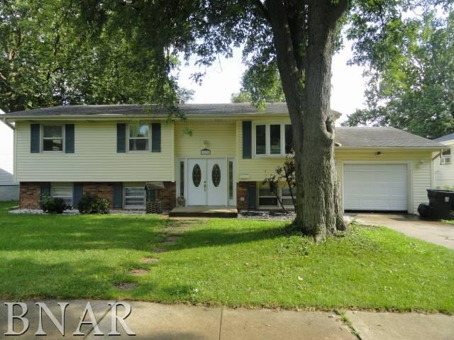 1215 Roland Drive, Normal, IL 61761 (MLS #2173089) :: BNRealty