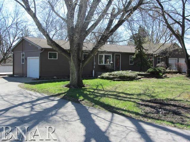 4208 Anderson Drive, Heyworth, IL 61745 (MLS #2173190) :: The Jack Bataoel Real Estate Group