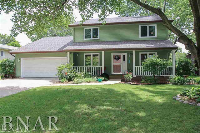 1410 Heritage Rd W, Normal, IL 61761 (MLS #2173206) :: Jacqui Miller Homes