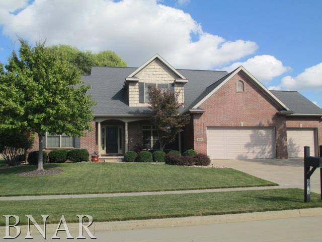 2809 Alana Way, Bloomington, IL 61704 (MLS #2173666) :: Berkshire Hathaway HomeServices Snyder Real Estate