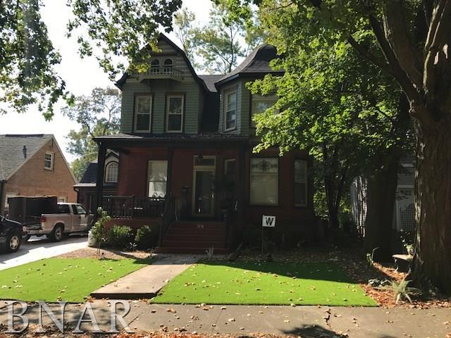 301 Florence Ave, Normal, IL 61761 (MLS #2173686) :: Berkshire Hathaway HomeServices Snyder Real Estate