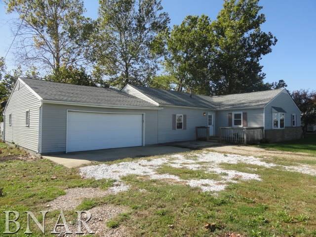 212 W North, Minier, IL 61759 (MLS #2174360) :: The Jack Bataoel Real Estate Group