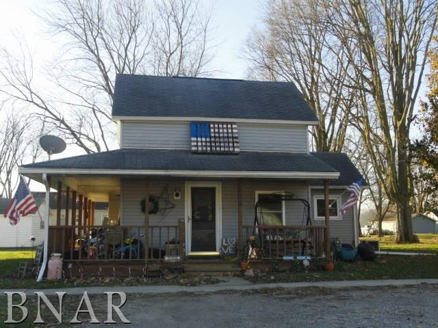 205 W Carlisle, Mclean, IL 61754 (MLS #2174459) :: The Jack Bataoel Real Estate Group