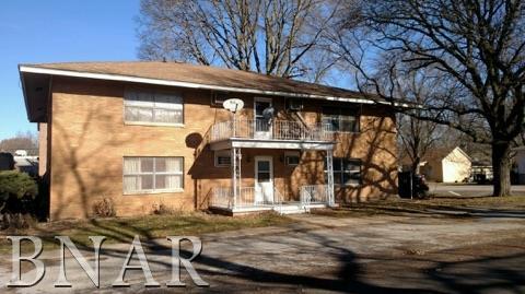 201 W Park St, Minier, IL 61759 (MLS #2174502) :: BNRealty