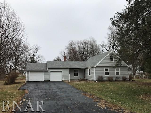 510 N Main Ave, Minier, IL 61759 (MLS #2174579) :: Janet Jurich Realty Group