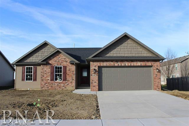 1337 Petaluma Drive, Normal, IL 61761 (MLS #2180374) :: Berkshire Hathaway HomeServices Snyder Real Estate