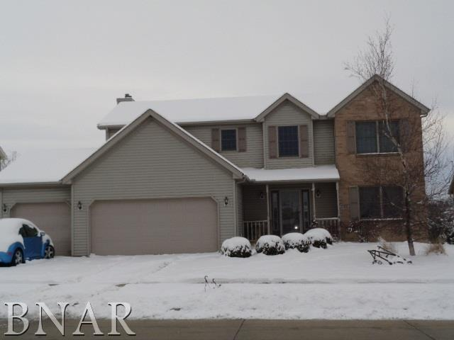 3105 Old Jamestown Road, Bloomington, IL 61704 (MLS #2180384) :: Berkshire Hathaway HomeServices Snyder Real Estate