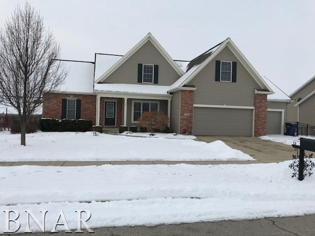 2255 North Bridge Drive, Normal, IL 61761 (MLS #2180568) :: The Jack Bataoel Real Estate Group