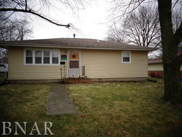 811 N East, Leroy, IL 61752 (MLS #2181100) :: BNRealty
