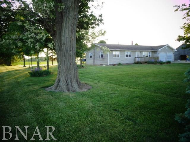 4012 N 2825 East Rd, Leroy, IL 61752 (MLS #2182040) :: The Jack Bataoel Real Estate Group