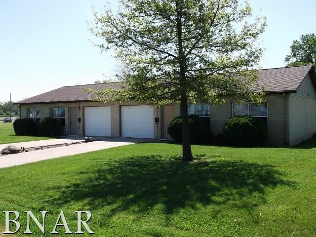 335-337 Letcher, Chenoa, IL 61726 (MLS #2182308) :: Janet Jurich Realty Group
