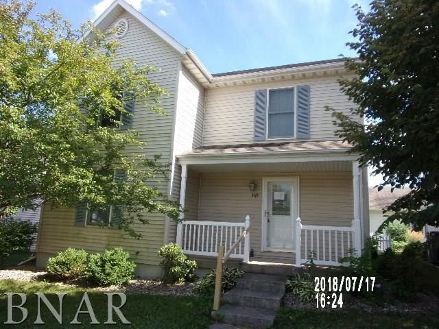 1115 Perry Ln, Normal, IL 61761 (MLS #2182934) :: The Jack Bataoel Real Estate Group