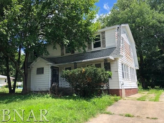 524 S Haworth, Decatur, IL 62522 (MLS #2183693) :: Janet Jurich Realty Group