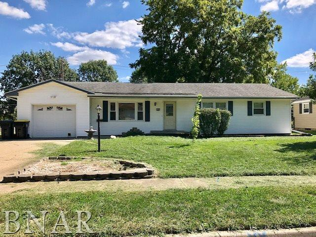 809 Dillon, Normal, IL 61761 (MLS #2183795) :: Janet Jurich Realty Group