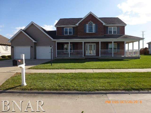 42 Manorhill Drive, Clinton, IL 61727 (MLS #2184187) :: Janet Jurich Realty Group