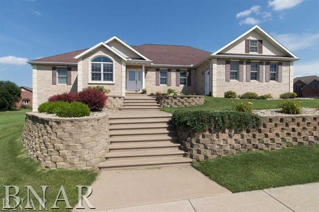 2504 Piney Run, Bloomington, IL 61705 (MLS #2171016) :: Berkshire Hathaway HomeServices Snyder Real Estate