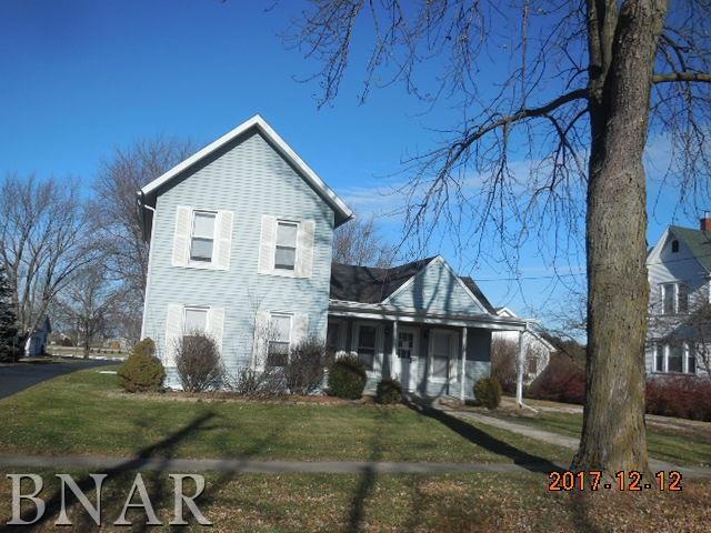 316 W Prairie, Odell, IL 61738 (MLS #2174567) :: Berkshire Hathaway HomeServices Snyder Real Estate