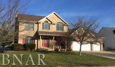 3206 Viney Lane, Bloomington, IL 61704 (MLS #2174576) :: Janet Jurich Realty Group