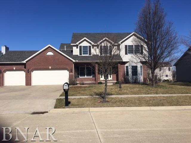 3612 Baldocchi, Bloomington, IL 61704 (MLS #2180637) :: BNRealty