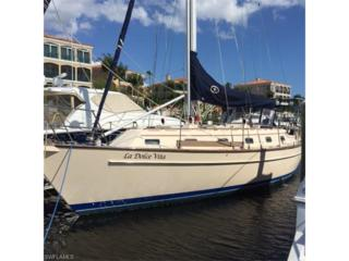 48' BOAT SLIP AT GULF HARBOUR MARINA FT. MYERS FL G-15, FORT MYERS, FL 33908 (MLS #216036179) :: The New Home Spot, Inc.