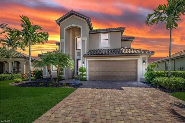13531 San Georgio Dr, ESTERO, FL 33928 (#221003826) :: Vincent Napoleon Luxury Real Estate