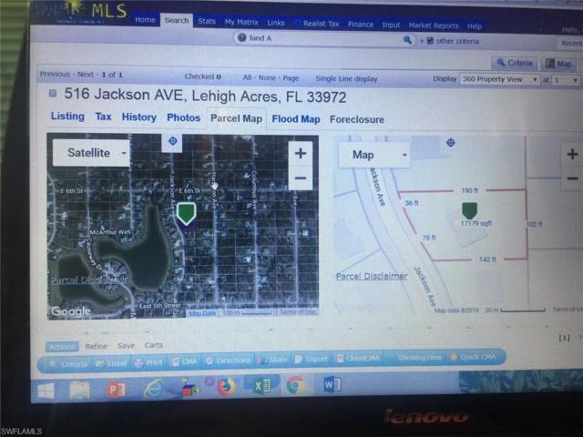 516 Jackson Ave, LEHIGH ACRES, FL 33972 (#217031159) :: Southwest Florida R.E. Group LLC