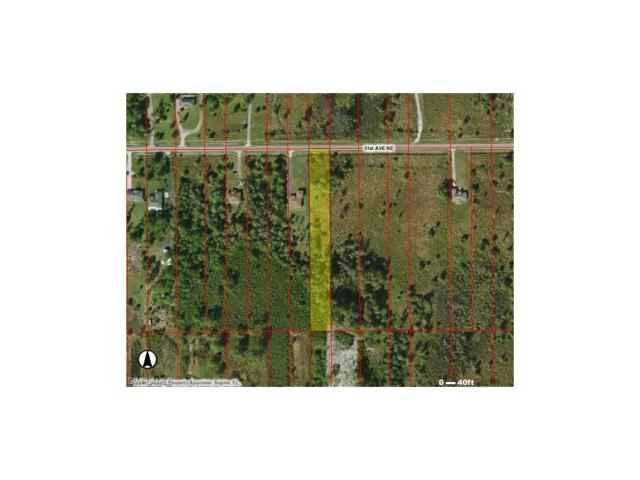 31ST Ave NE, NAPLES, FL 34120 (#217057944) :: Homes and Land Brokers, Inc