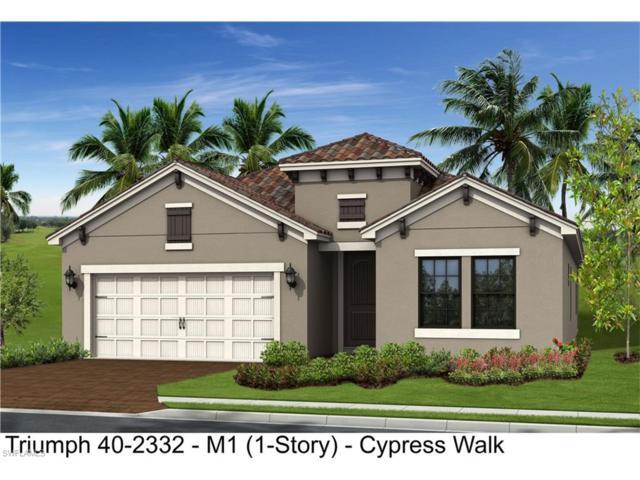 7735 Cypress Walk Drive Cir, FORT MYERS, FL 33966 (MLS #217058202) :: The New Home Spot, Inc.
