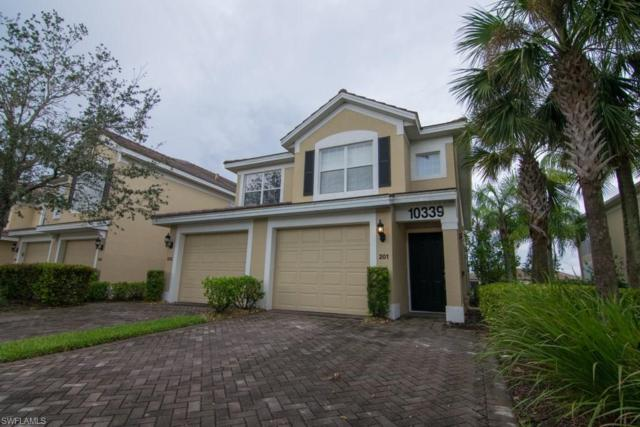 10339 Whispering Palms Dr #201, FORT MYERS, FL 33913 (MLS #217059200) :: The Naples Beach And Homes Team/MVP Realty