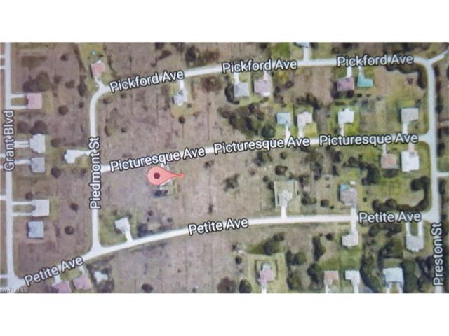414 Picturesque Ave, LEHIGH ACRES, FL 33974 (MLS #217062106) :: The New Home Spot, Inc.