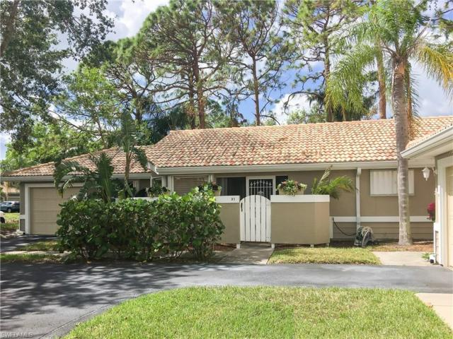 322 Emerald Bay Cir X1, NAPLES, FL 34110 (MLS #217063271) :: The New Home Spot, Inc.