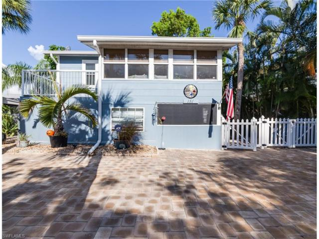 151 Coconut Dr, FORT MYERS BEACH, FL 33931 (MLS #217063541) :: The New Home Spot, Inc.