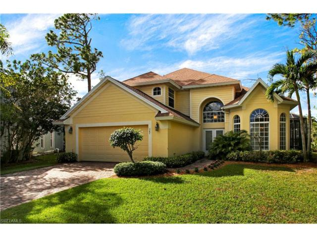 547 Carpenter Ct, NAPLES, FL 34110 (MLS #217068950) :: The New Home Spot, Inc.