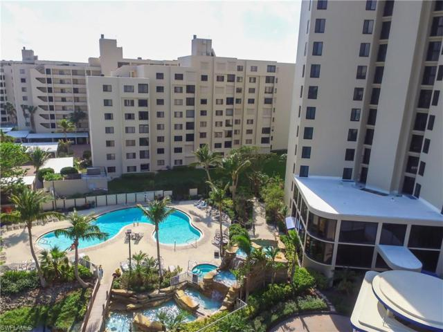 6640 Estero Blvd #103, FORT MYERS BEACH, FL 33931 (MLS #217070019) :: The New Home Spot, Inc.
