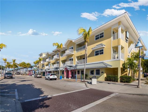 450 Old San Carlos Blvd #307, FORT MYERS BEACH, FL 33931 (MLS #218012752) :: RE/MAX Realty Group