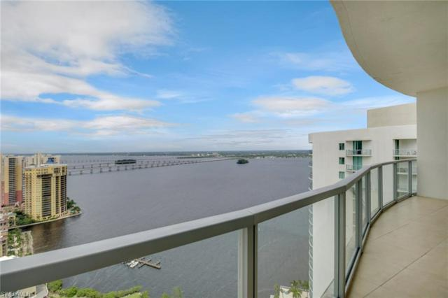 3000 Oasis Grand Blvd Uph4, FORT MYERS, FL 33916 (MLS #218013611) :: The Naples Beach And Homes Team/MVP Realty