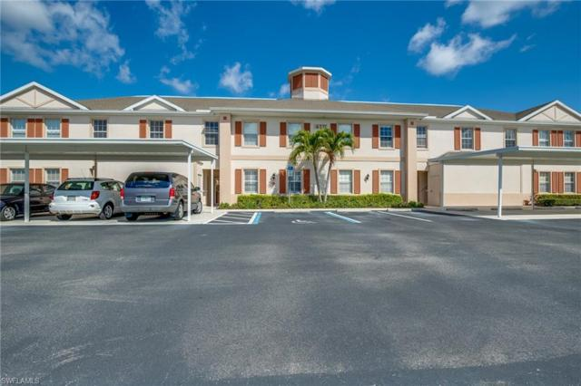 4231 Liron Ave #102, FORT MYERS, FL 33916 (MLS #218016984) :: The Naples Beach And Homes Team/MVP Realty