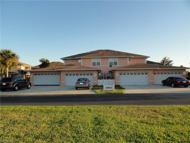 19964 Lake Vista Cir N Unit #1, LEHIGH ACRES, FL 33936 (MLS #218018182) :: RE/MAX DREAM