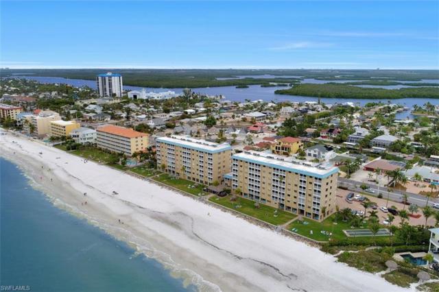 5100 Estero Blvd 1B4, FORT MYERS BEACH, FL 33931 (MLS #218020129) :: The Naples Beach And Homes Team/MVP Realty