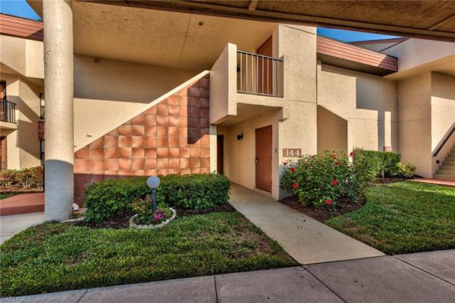 14650 Eagle Ridge Dr #144, FORT MYERS, FL 33912 (MLS #218029193) :: RE/MAX Realty Group
