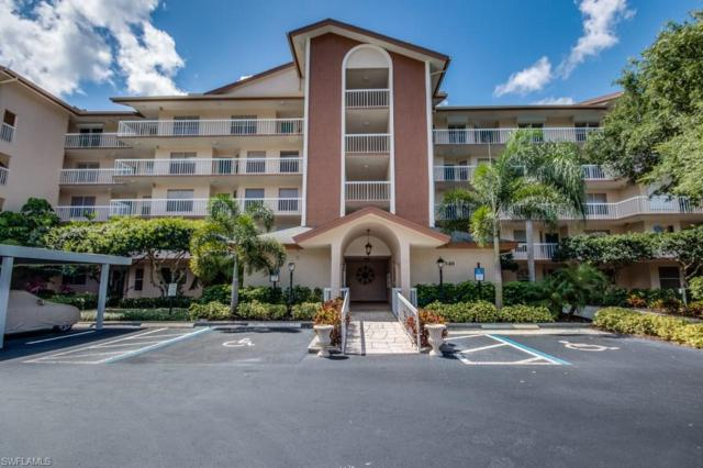 340 Horse Creek Dr #207, NAPLES, FL 34110 (MLS #218032189) :: RE/MAX Realty Group