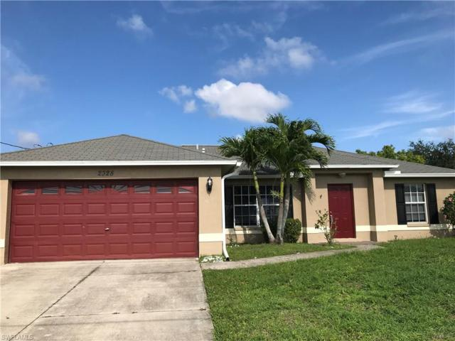 2328 SW 19th Ave, CAPE CORAL, FL 33991 (MLS #218038719) :: RE/MAX Radiance