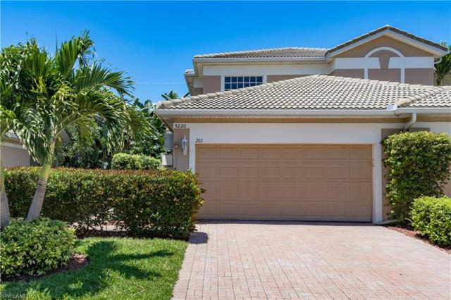 9220 Belleza Way #201, FORT MYERS, FL 33908 (MLS #218041654) :: The Naples Beach And Homes Team/MVP Realty