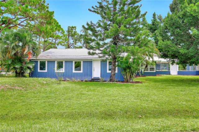 1282 Barrett Rd, NORTH FORT MYERS, FL 33903 (MLS #218055652) :: RE/MAX Radiance