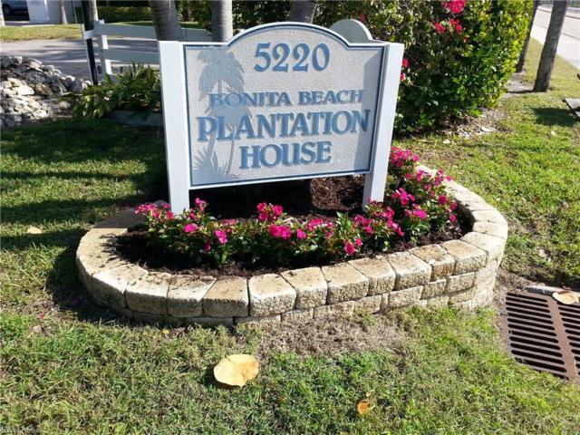 5220 Bonita Beach Rd #103, BONITA SPRINGS, FL 34134 (MLS #218058987) :: Clausen Properties, Inc.