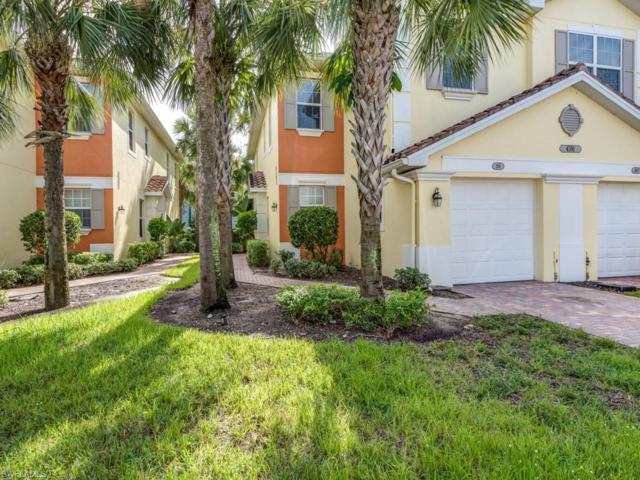 4391 Lazio Way #301, FORT MYERS, FL 33901 (MLS #218059764) :: Clausen Properties, Inc.