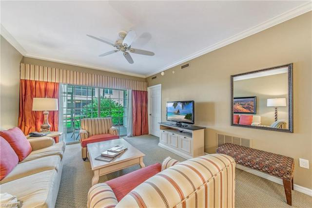 221 9th St S #105, NAPLES, FL 34102 (MLS #218071191) :: The Naples Beach And Homes Team/MVP Realty