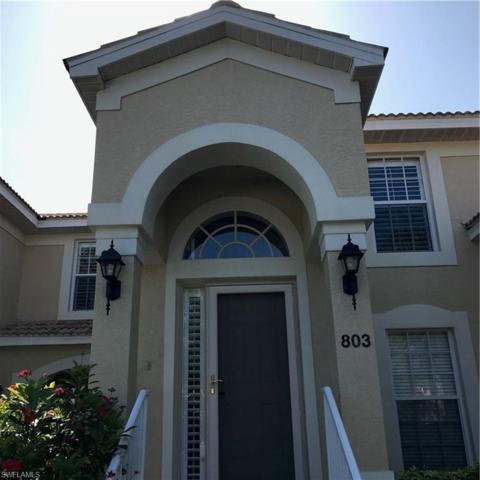 9000 Spring Run Blvd #803, ESTERO, FL 34135 (MLS #218078126) :: The New Home Spot, Inc.