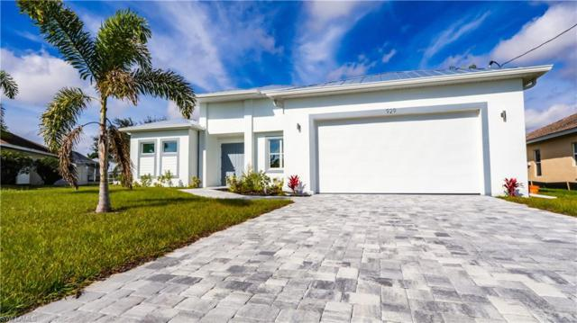 929 SW 40th Ter, CAPE CORAL, FL 33914 (MLS #218078471) :: RE/MAX Radiance